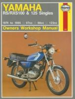 Yamaha RS/RXS100 & 125 Singles (74 - 95) 12th Revised edition