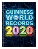 Guinness World Records 2020: The Bestselling Annual Book of Records 2020 New edition
