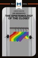 Eve Kosofsky Sedgwick's Epistemology of the Closet