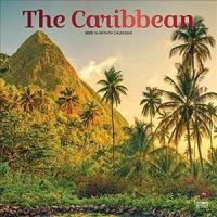 Caribbean, The2020 Square Wall Calendar