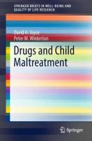 Drugs and Child Maltreatment 1st ed. 2019