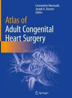 Atlas of Adult Congenital Heart Surgery 1st ed. 2020