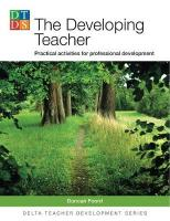 Developing Teacher: Practical activities for professional development