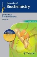 Color Atlas of Biochemistry 3rd edition, revised and updated