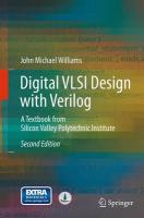 Digital VLSI Design with Verilog: A Textbook from Silicon Valley Polytechnic Institute Softcover reprint of the original 2nd ed. 2014