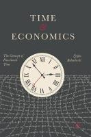 Time and Economics: The Concept of Functional Time 2017 1st ed. 2017