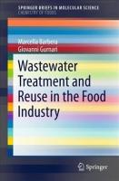 Wastewater Treatment and Reuse in the Food Industry 1st ed. 2018