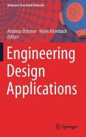 Engineering Design Applications 1st ed. 2019