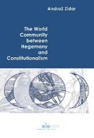 World Community between Hegemony and Constitutionalism