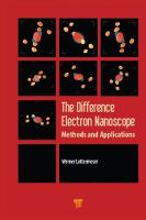 Difference Electron Nanoscope: Methods and Applications