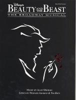 Alan Menken: Beauty And The Beast - The Musical (Vocal Selections)